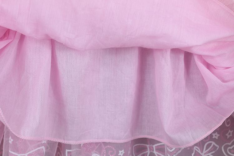 女童冰雪奇缘公主裙冬季加绒艾莎连衣裙秋装爱莎儿童新年服装拜年