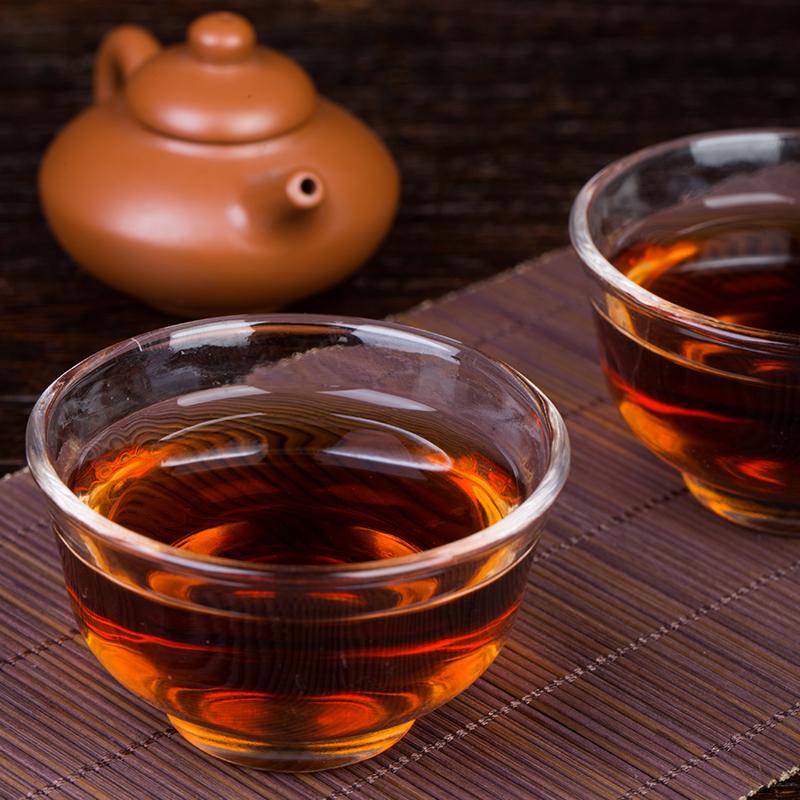 新茶油切黑乌龙茶高浓度茶叶戮炭技法黑乌龙 2020