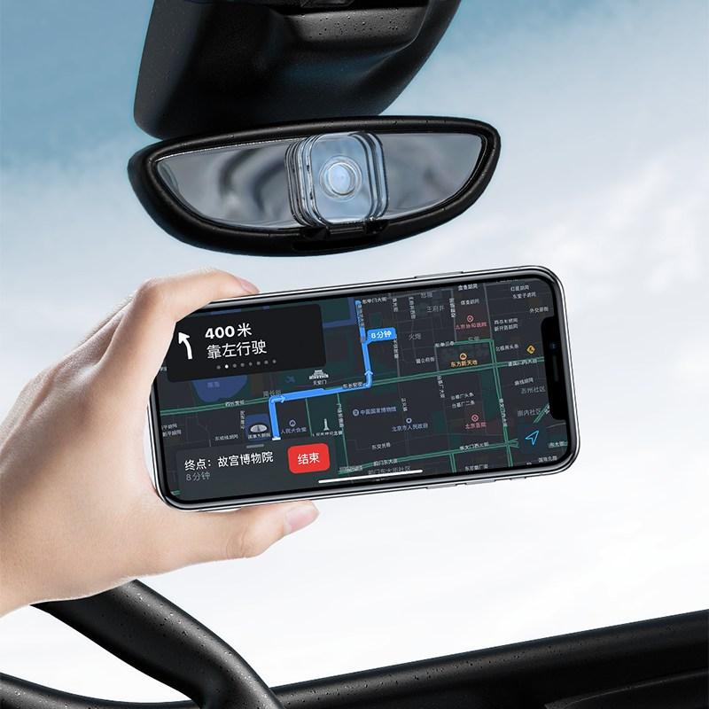 随手贴纳米贴车载手机支架黑科技吸盘式万能汽车用导航支撑架网红