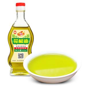 陈大妈花椒油四川特产麻油265ml
