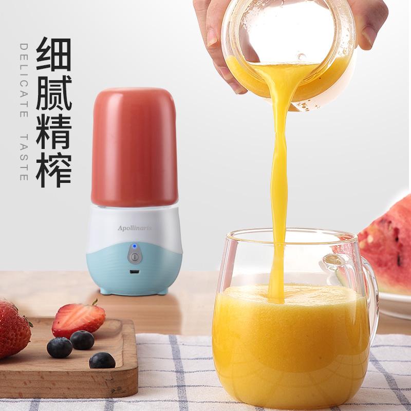 【4刀头】英国大牌家用小型榨汁机