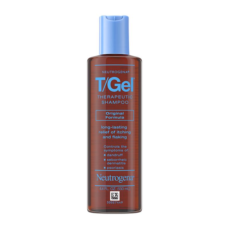露得清洗发水煤焦油洗发水去屑止痒控油洗发露女 t-gel 130ml#