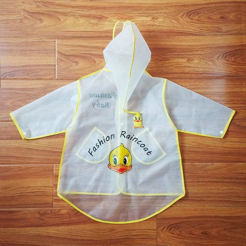 儿童雨衣男童1-2岁3雨具斗篷宝宝雨披雨鞋套装一体女童幼儿园小童【图2】
