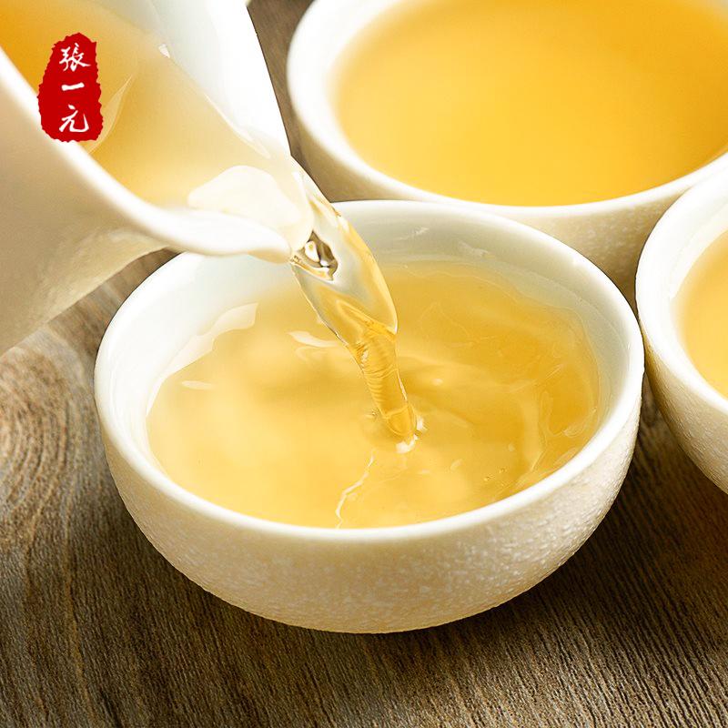 张一元 特级浓香茉莉花茶150g(50g*3罐)特级黑罐茉莉香浓茗茶