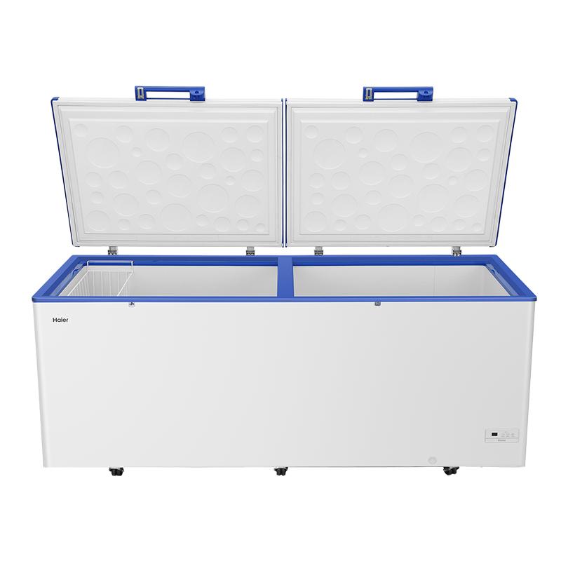 商用卧式冷柜保鲜冷藏茶叶柜海鲜速冻雪柜 826SEA BD BC 海尔 Haier