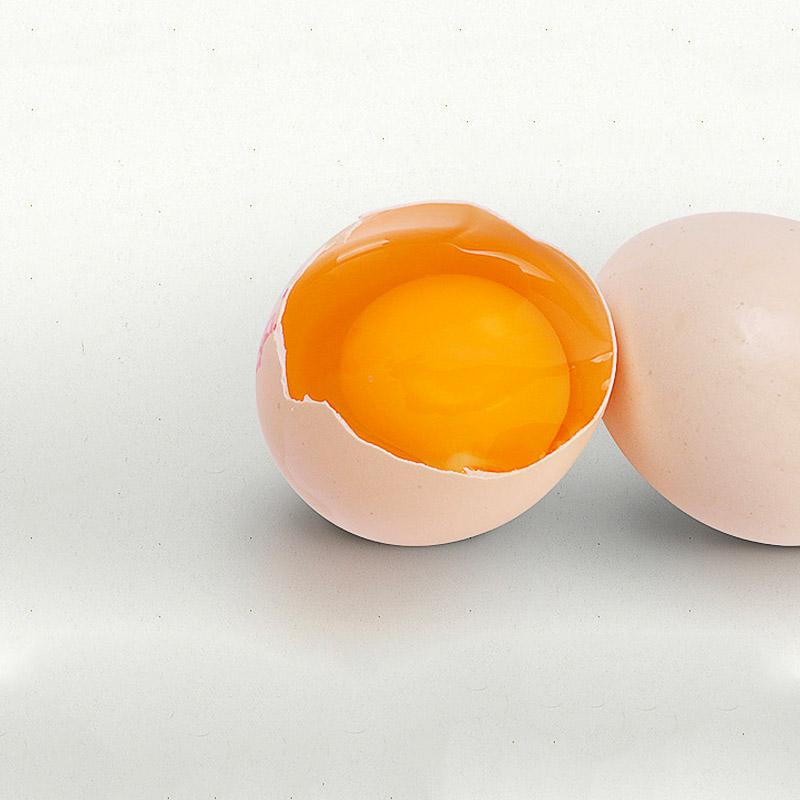 陈洁kiki推荐 超日本可生食标准无菌鸡蛋新鲜生吃无菌蛋散养30枚