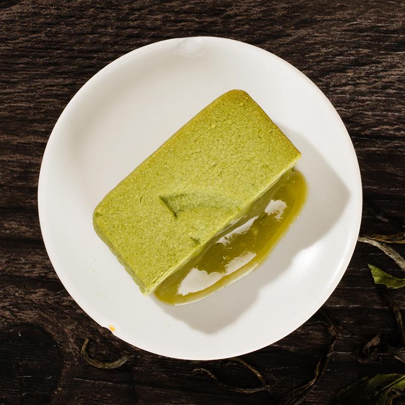 抹茶流心酥糕点传统特产网红办公室零食蛋糕下午茶点早餐即食小吃介绍图片1
