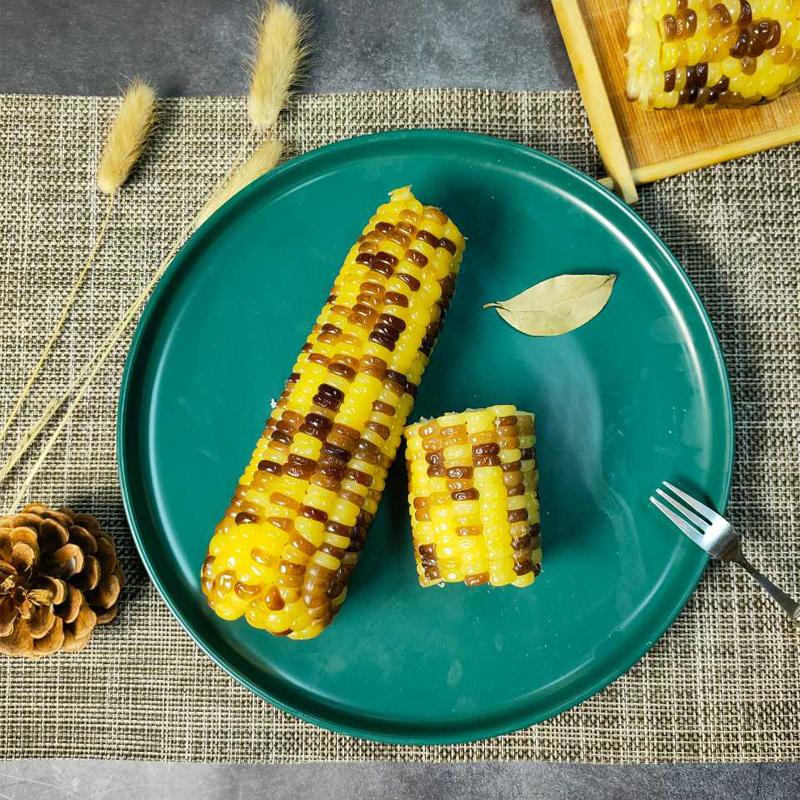 甜糯玉米棒真空新鲜粗粮代餐早餐花玉米糯米东北特产300g*8穗苞米