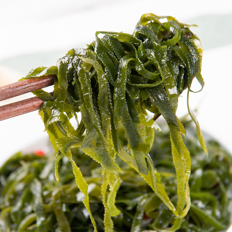 五斤 大连特产新鲜盐渍海带丝