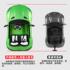 儿童电动汽车双座四轮遥控摇摆越野宝宝玩具车可坐双人婴儿小孩车