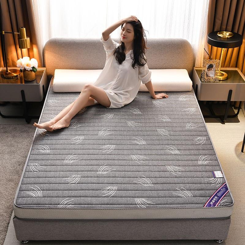 加厚床垫双人床垫子永不塌陷学生宿舍可折叠打地铺地垫午休睡垫