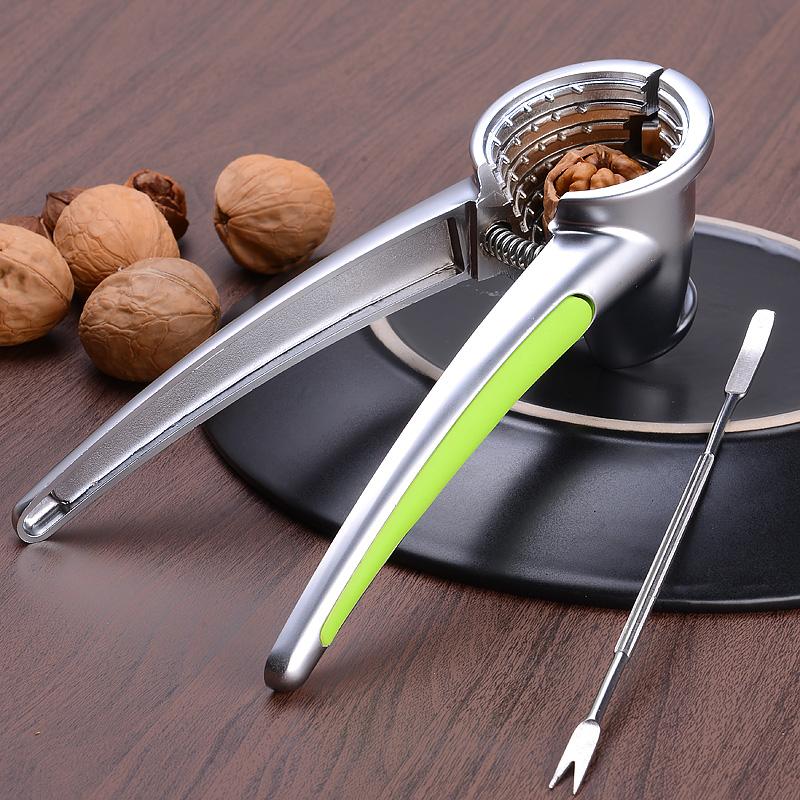 核桃夹子剥核厨房夹山核桃剥壳器工具家用神器多功能干果坚果钳子