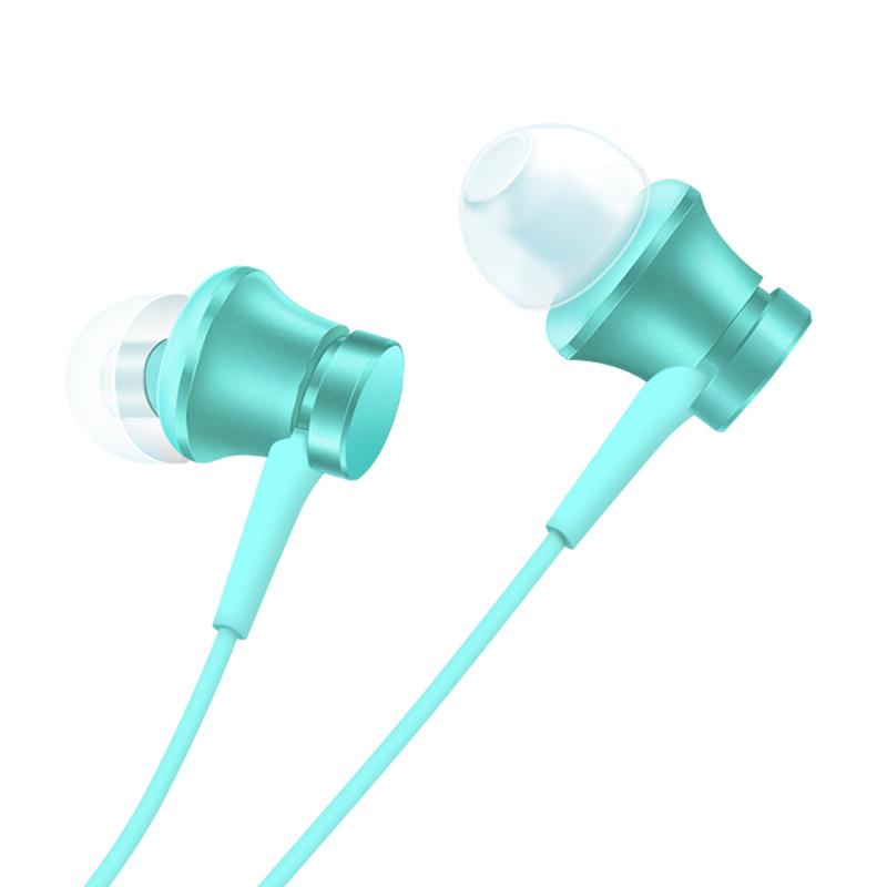 接口小米耳机正品 3.5mm 通用男女学生 IPAD 入耳式线控红米手机电脑平板 小米活塞耳机清新版 小米 Xiaomi