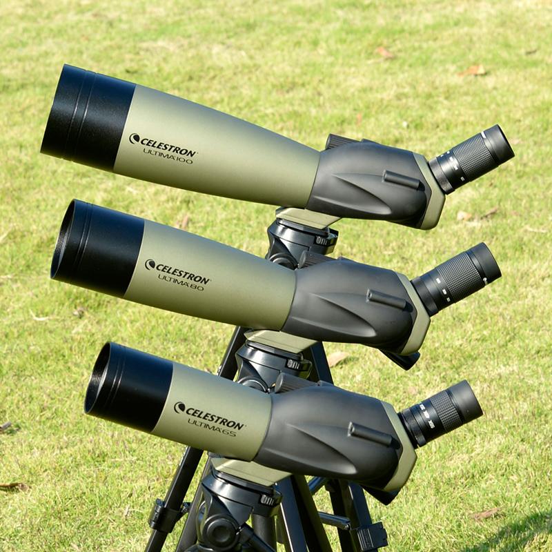 美国星特朗望远镜100大口单筒高倍高清微光夜视观鸟眼手机一万米