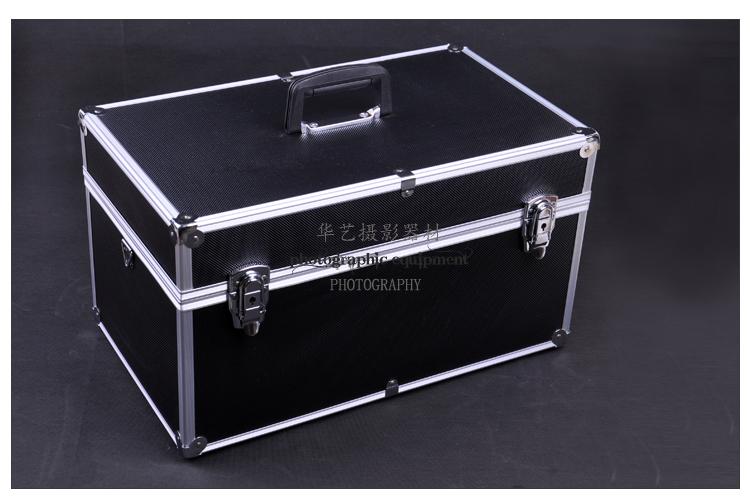索尼1000C 1500C MC 2500 C 适用 加大加厚摄像机铝箱包 箱子
