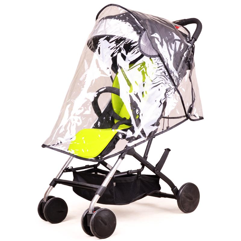 德国SISVER圣斯威尔婴儿推车防雨罩防风罩伞车保暖罩雨衣雨披