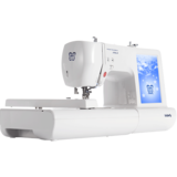 Butterfly brand sewing machine embroidery JX550L-W WIFI entire computer automatic embroidery sewing / embroidery machine embroidery