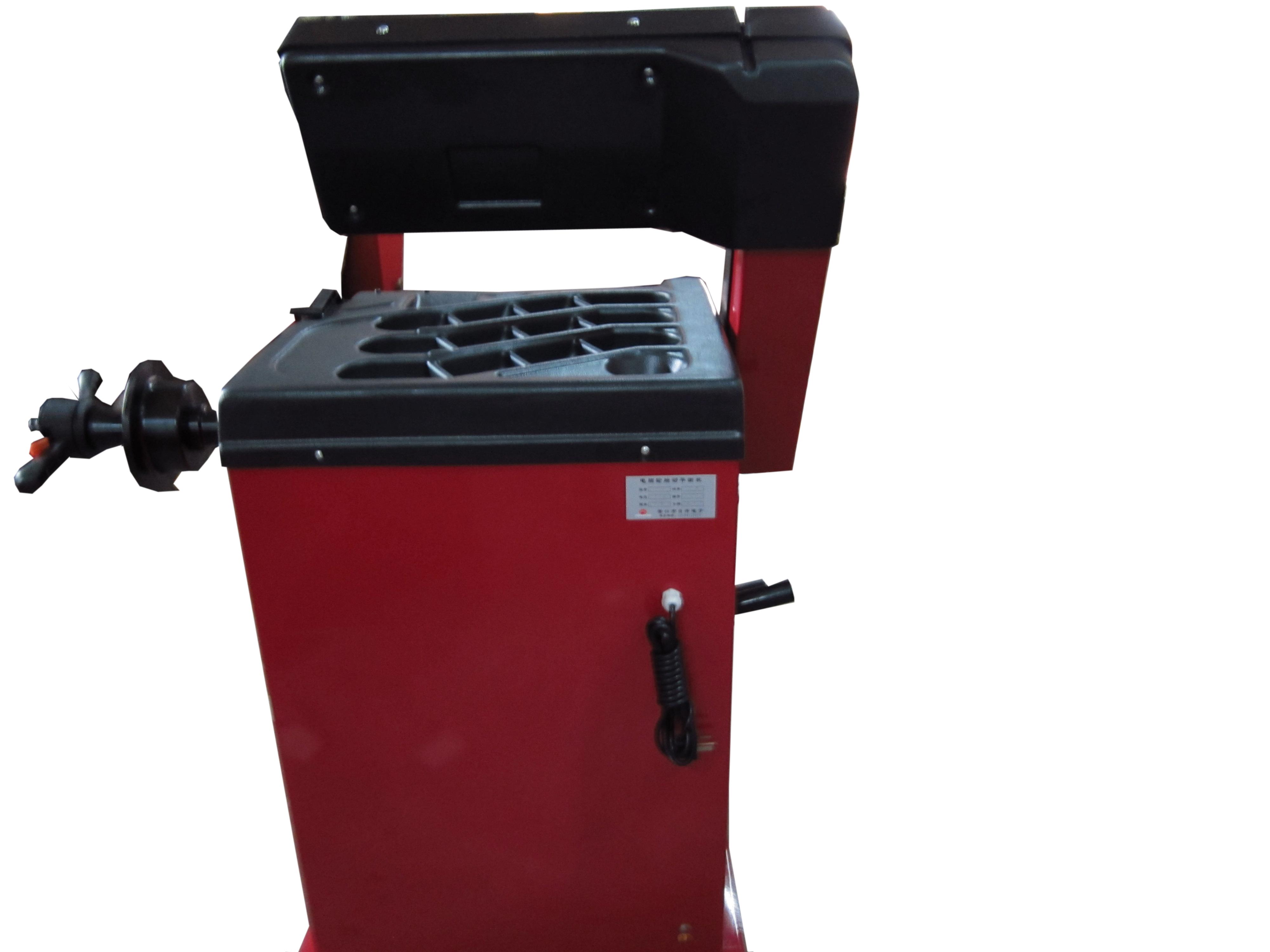 厂家直销长虹汽保SBM99型汽车轮胎平衡机设备适用于轿车和卡车