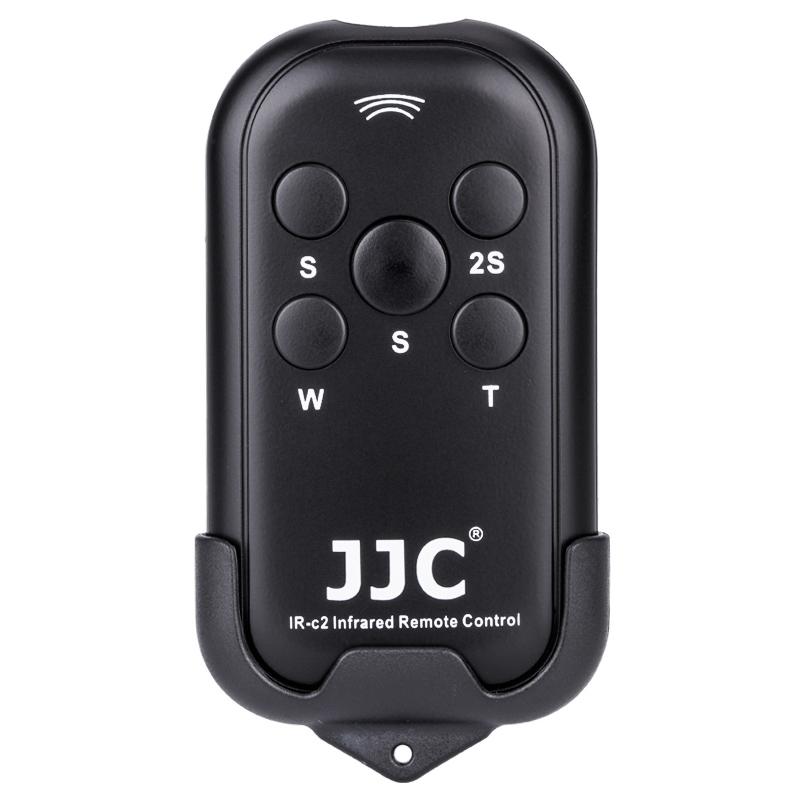 JJC 佳能800D 80D 70D 750D 760D 700D 5D3 M3 77D M6 M5 100D 5D2 5DS 5D4 6D2 60D无线遥控器单反微单相机