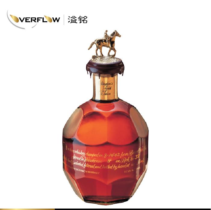 正品包邮 波兰顿金标波旁威士忌 Whiskey Gold s Blanton 洋酒