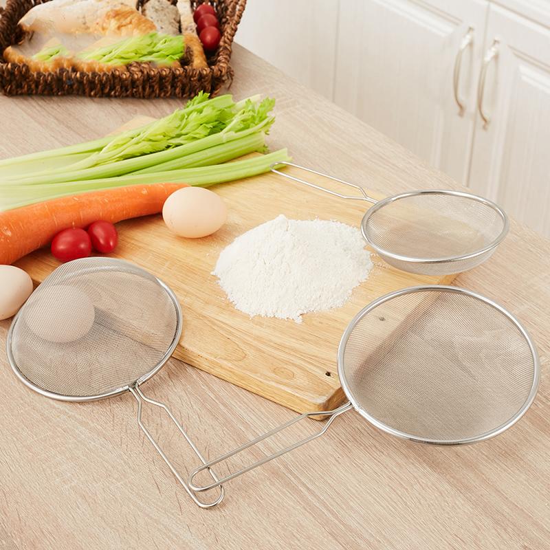 不锈钢中药豆浆过滤网勺 豆浆机 捞油渣漏油勺 漏勺 去油隔油网筛