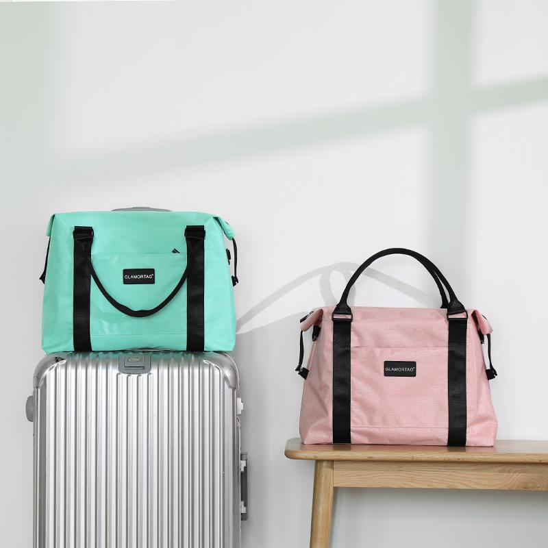旅行包女手提男商务出差大容量旅游轻便携短途登机出行收纳行李袋