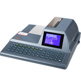 Check Printer Hui Lang 2010 Head Up Date Endorsed Automatic Transfer Cheque Receiver Check Machine