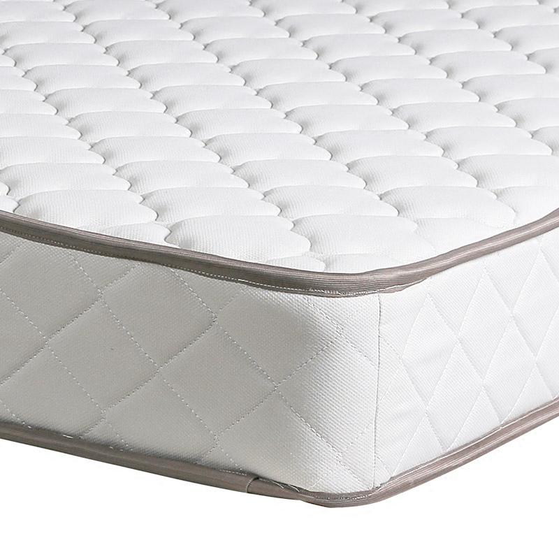 巢趣candy儿童天然乳胶床垫 1.5米1.35米纯棉面料环保弹簧床垫