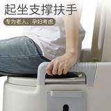 Pregnant women toilet portable toilet household portable squatting potty elderly urine patient disabled toilet chair