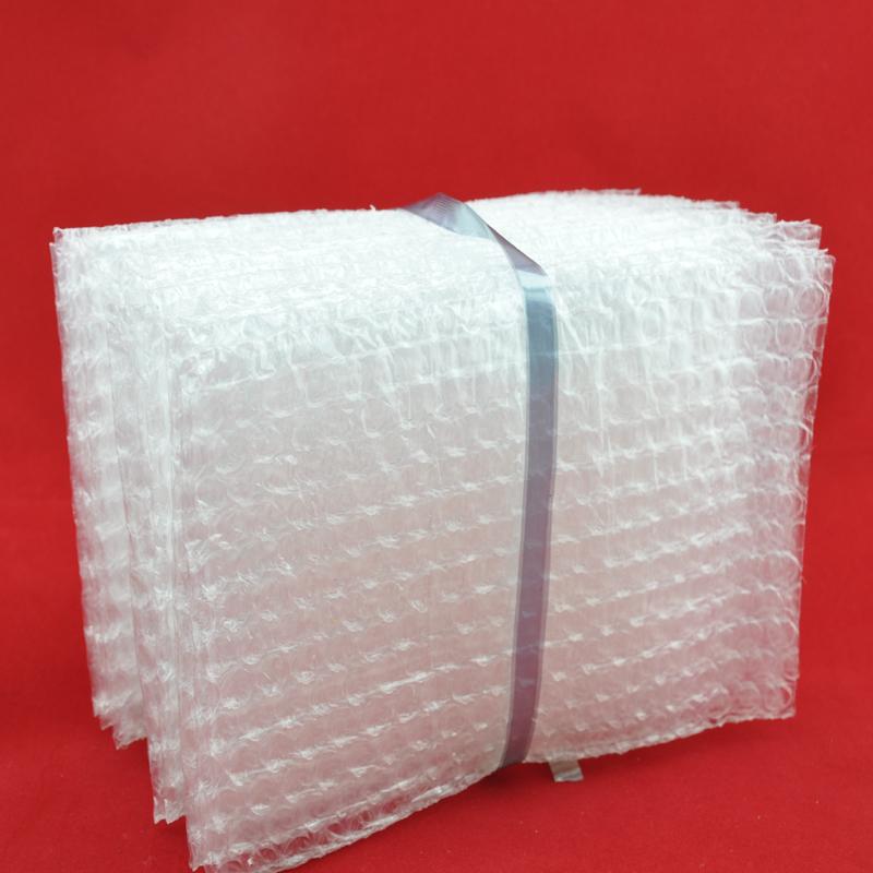 气泡袋15x20快递打包防震泡沫袋气泡垫双面加厚泡泡袋包装泡沫垫
