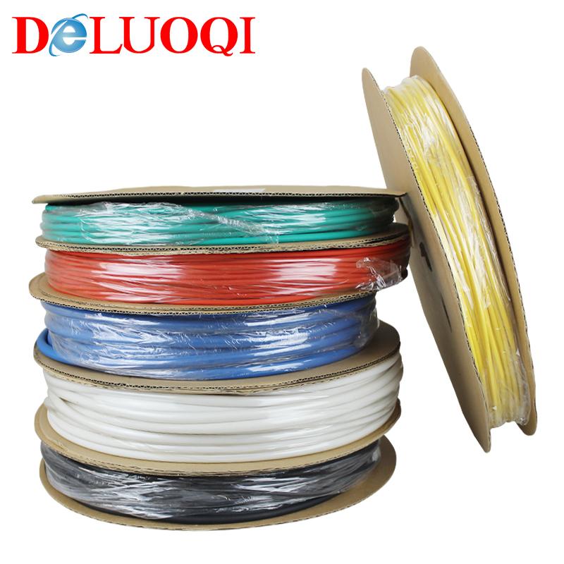 热缩管绝缘收缩套管电工电线缆保护热收缩管修复软护套热
