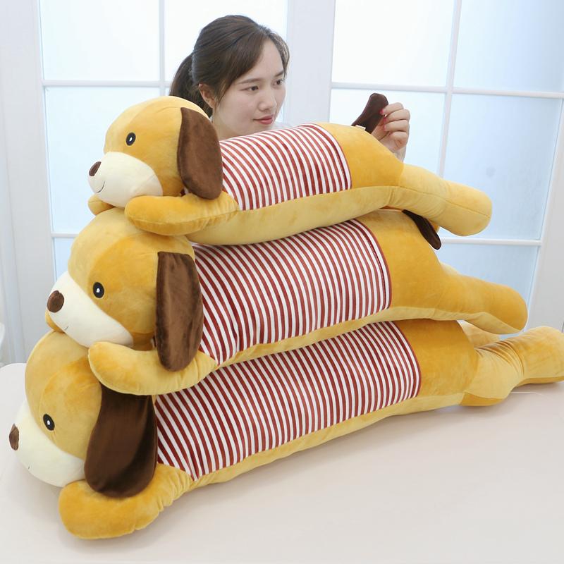 毛绒玩具狗布娃娃可爱趴趴狗公仔狗狗抱枕送女生生日礼物大号玩偶