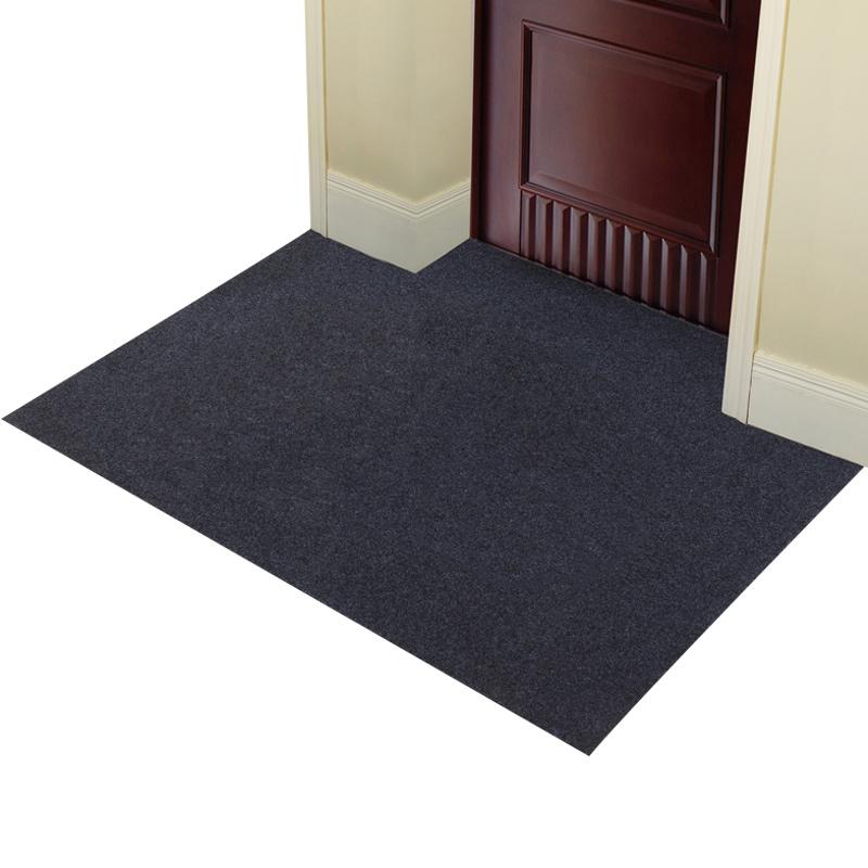 奇雅素色地垫门垫进门门口地垫入户门垫脚垫进门地垫门厅门垫定制