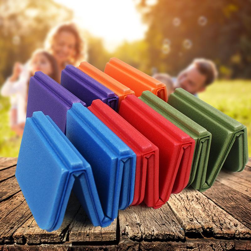 户外防潮垫便携小坐垫可折叠野餐垫登山防潮垫野外防水泡沫地垫