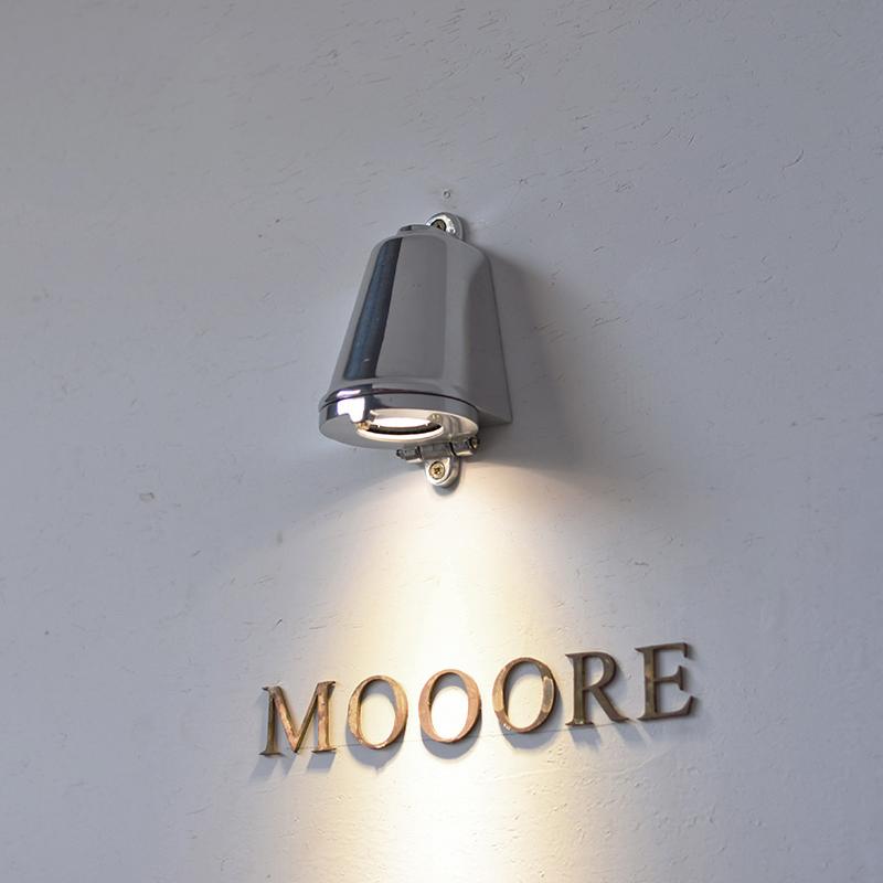 门头面射灯壁灯 LOFT 全铝铸轻工业