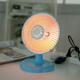 Mini small sun-baked foot heater home baking hand office energy-saving dormitory fast heat saving 6 inch silent fire