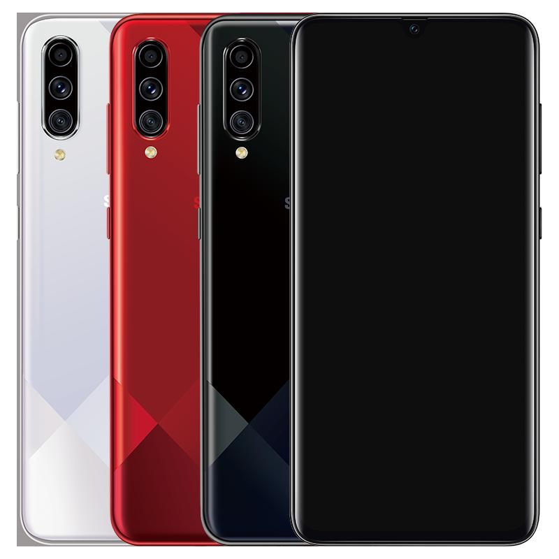 智能手机屏下指纹解锁全网通游戏拍照手机 4G A7070 SM A70s Galaxy 三星 Samsung 新品上市 期免息 6