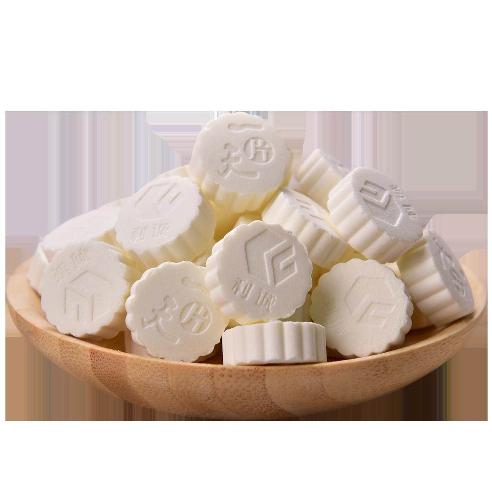 利诚塔拉额吉奶片 高钙奶贝 浓香奶球 酸奶酪丹 儿童零食500g*2袋