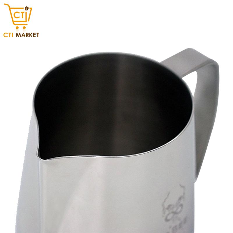 林东源GABEE.xTiamo尖嘴咖啡不锈钢拉花杯拉花缸300ml/600ml包邮