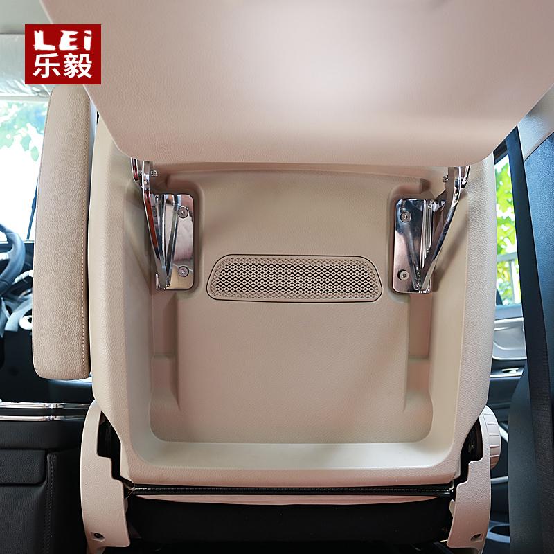 奔驰新威霆/V260椅背桌板商务小桌板汽车椅背折叠商务桌威霆改装