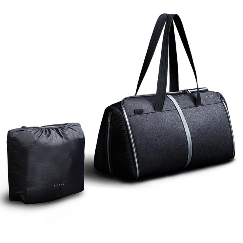 旅行健身手提包 防盗折叠运动休闲包 Gym FlexPack Korin 美国