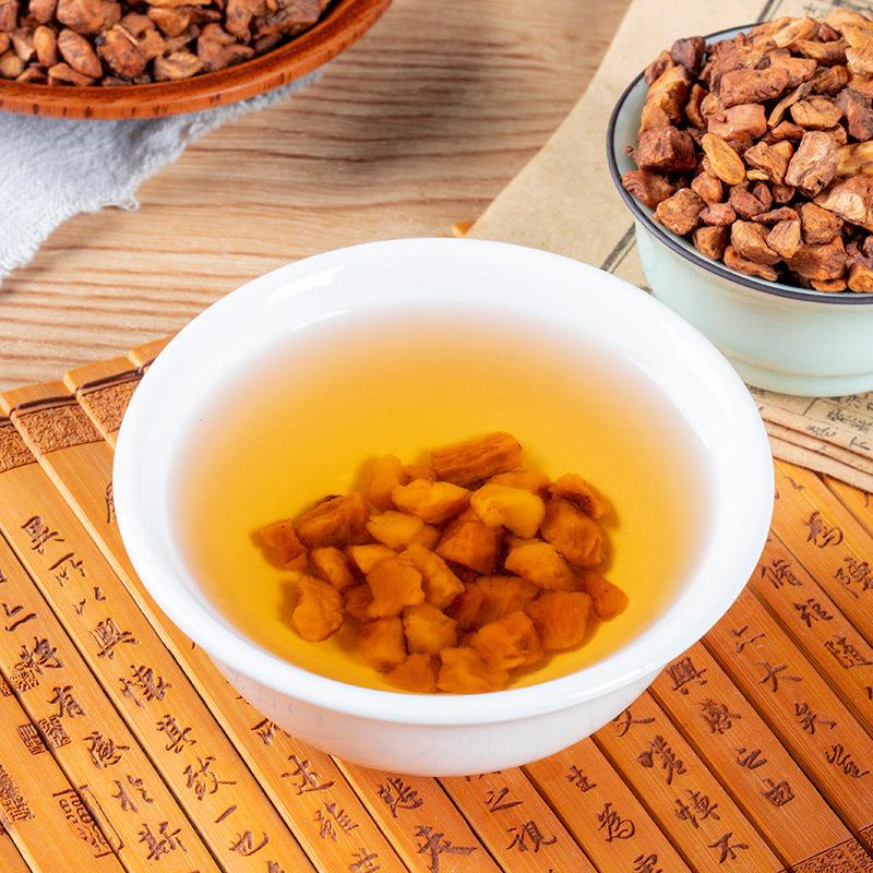 斤玉兰根 1 栀子茶菊苣根天然散装根菊苣茶尿酸 长白山野生菊苣根茶