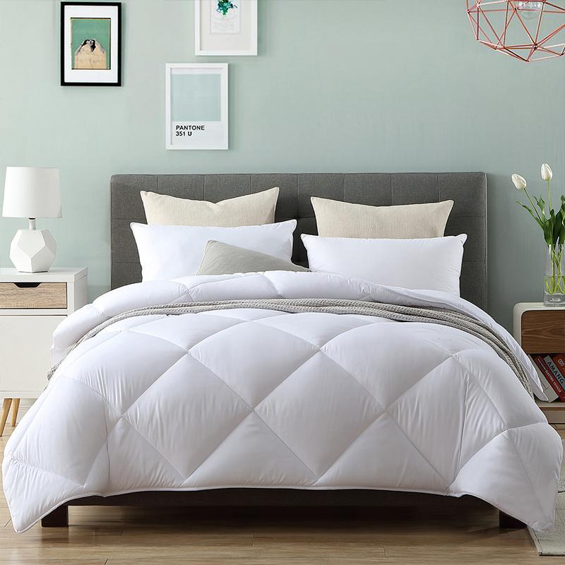 梦洁家纺床上用品被子被芯 春秋被 夏被 空调被 MASIAS七孔蓬蓬被