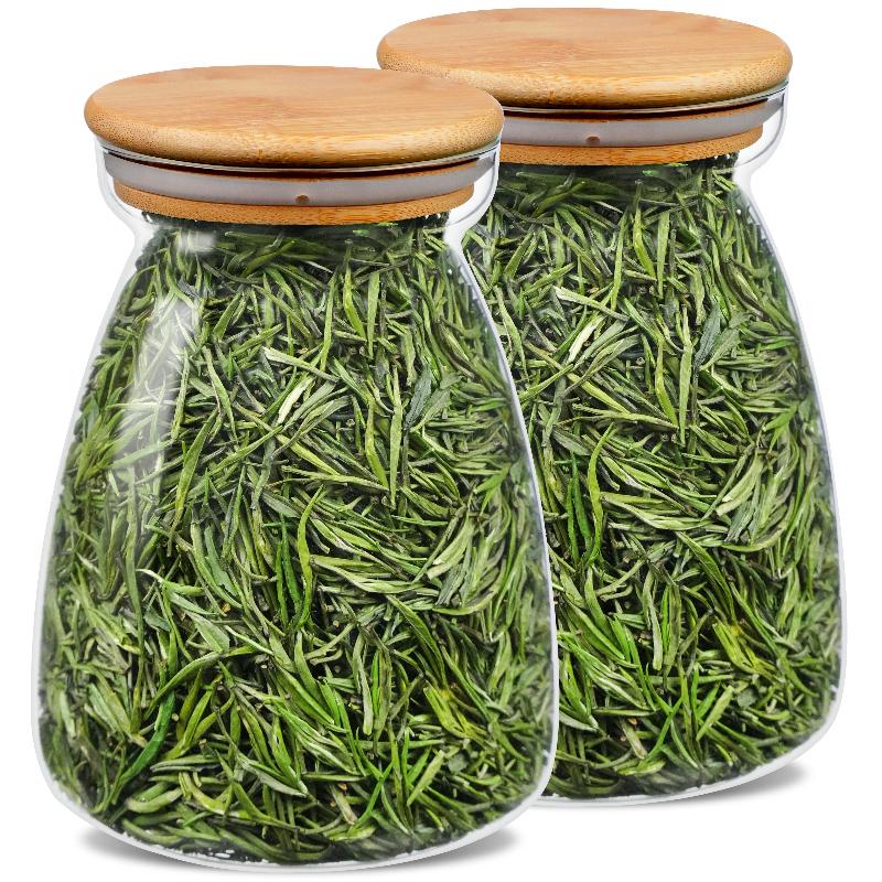 克 150 买一送一雀舌新茶茶叶绿茶贵州明前当季浓香型潭翠芽散罐装