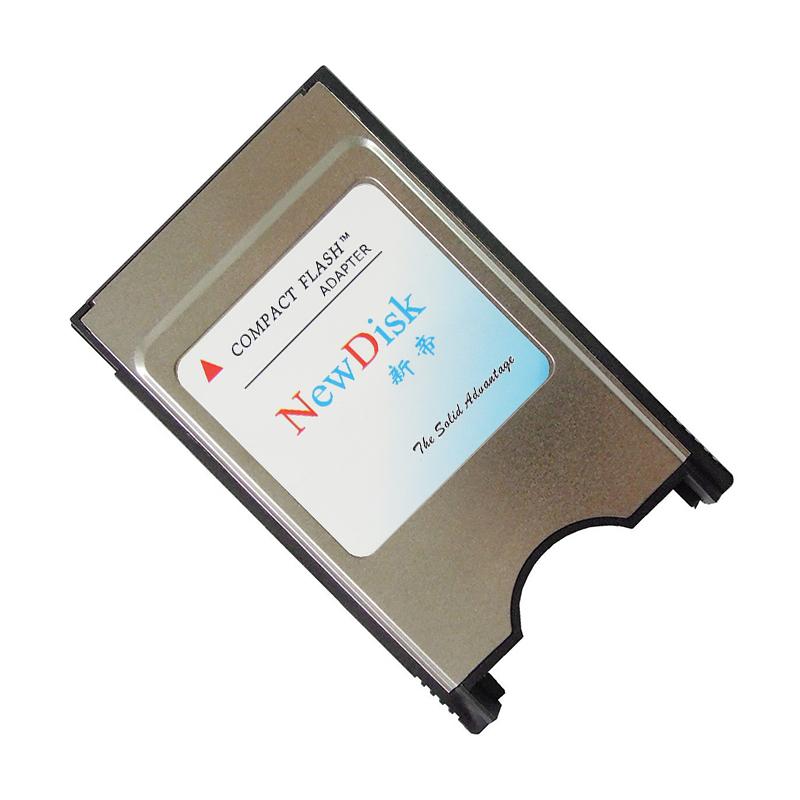 CF卡转PCMCIA卡套FANUC发那科CNC数控机床奔驰车工控适配器PC卡托