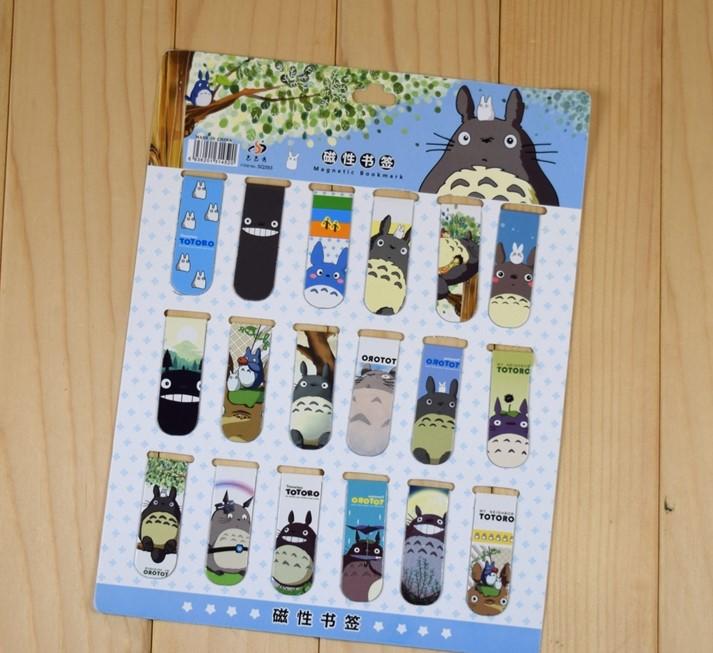 创意可爱中国风磁铁金属书签花花姑娘精美书签叶儿童学生生日礼物
