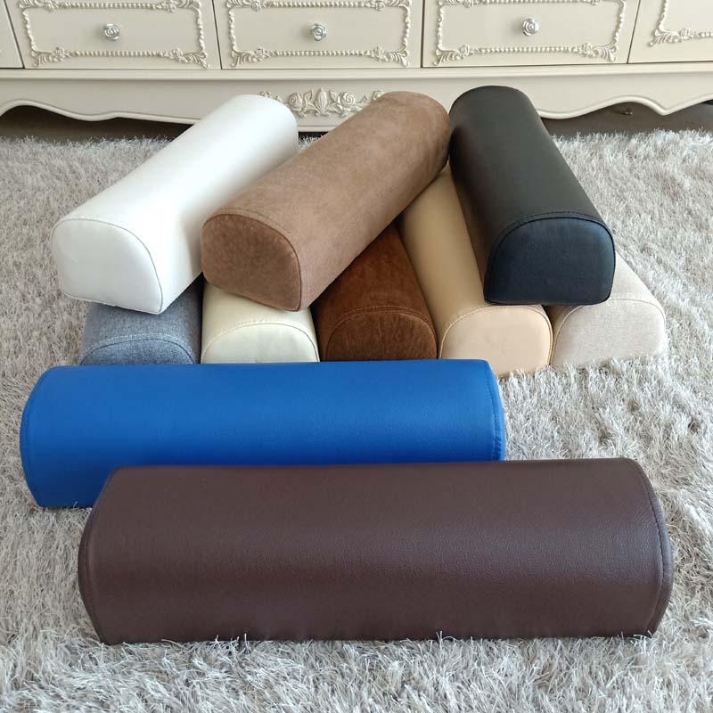美容院專用美容床腳枕按摩床推拿床醫理療床腳枕頭美甲半圓形腿枕