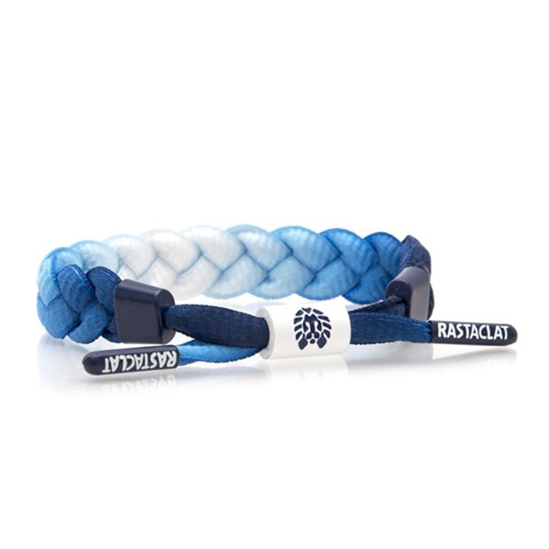 合集 鞋带手链 蓝色系列 官方正品小狮子 RASTACLAT