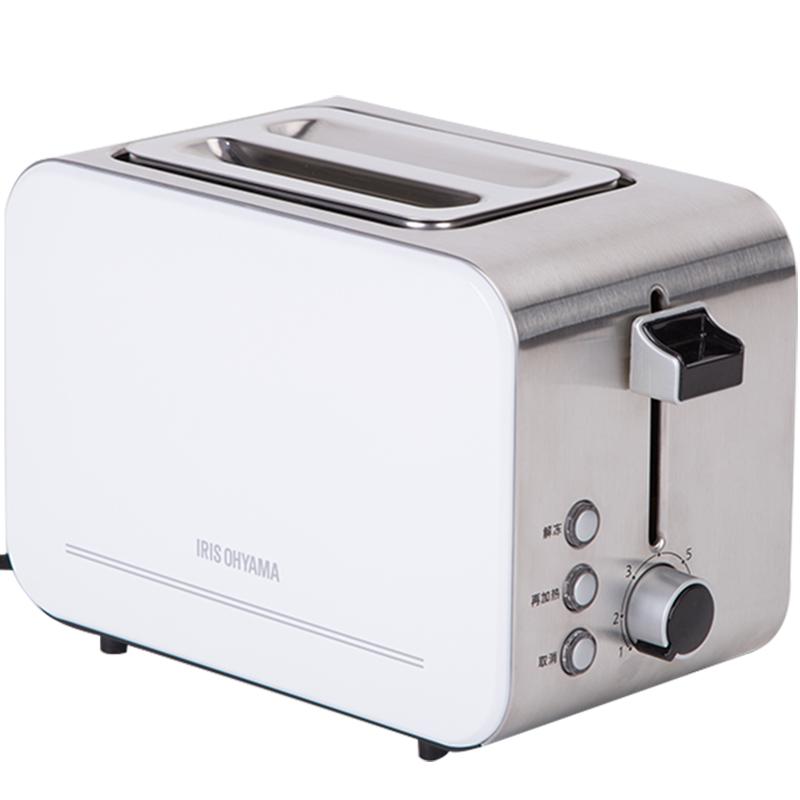 爱丽思烤面包机家用早餐机吐司机多士炉小土司机吐司面包片机日本