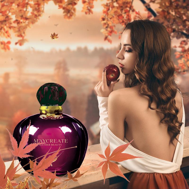 4瓶礼盒套装 香水女士持久淡香少女自然清新男士网红学生专柜正品